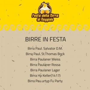 Birre in Festa
