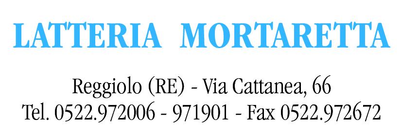 LATTERIA MORTARETTA